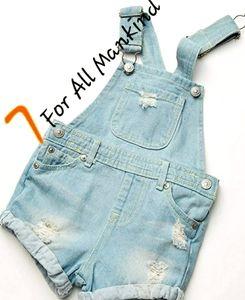 New 7 For All Mankind Toddler Girl Denim Overalls